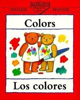 Book Colors/los Colores by Clare Beaton