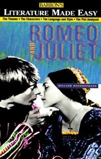 Book Barron's Literature Made Easy Series: Your Guide to: Romeo and Juliet by William Shakespeare by Lisa Fabry