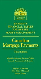 Canadian Mortgage Payments
