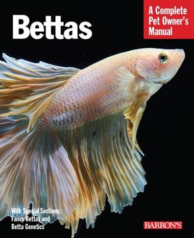 Bettas by Robert J. Goldstein
