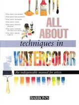 Book All about Techniques in Watercolor by Na