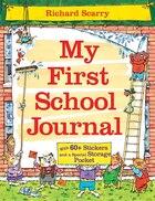 Richard Scarry's My First School Journal