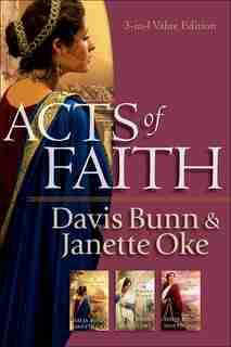 Acts Of Faith, 3-in-1 Hc by Davis Bunn, Davis