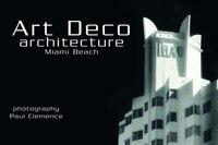 Art Deco Architecture: Miami Beach Postcards