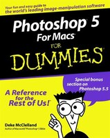 Book Photoshop 5 For Macs For Dummies by Deke McClelland