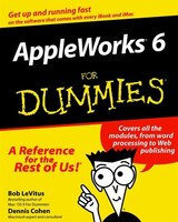 AppleWorks 6 For Dummies