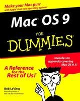 Book Mac OS 9 For Dummies by Bob LeVitus