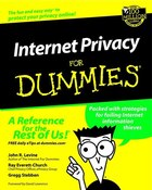 Internet Privacy For Dummies