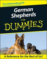 Book German Shepherds For Dummies by D. Caroline Coile