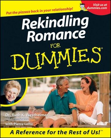 Rekindling Romance For Dummies by Sabine Walter