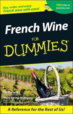 Book French Wine For Dummies by Ed McCarthy