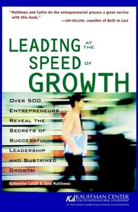 Leading at the Speed of Growth: Journey from Entrepreneur to CEO