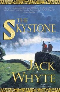 Book The Skystone: The Dream of Eagles Vol. 1 by Jack Whyte