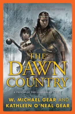 Book The Dawn Country: A People of the Longhouse Novel by Kathleen O'neal Gear