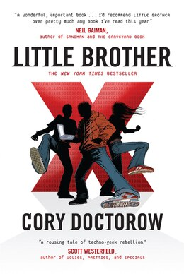 Book Little Brother by Cory Doctorow