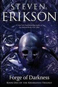 Book FORGE OF DARKNESS by Steven Erikson