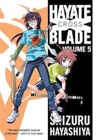 Hayate X Blade Vol 5