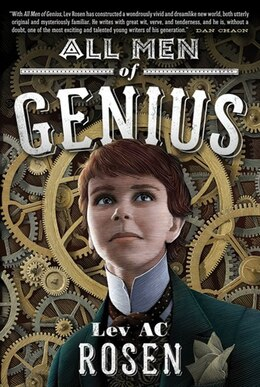 Book All Men of Genius by Lev A. C. Rosen