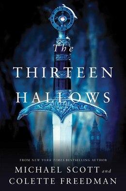 Book The Thirteen Hallows by Michael Scott