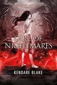 Book Girl of Nightmares by Kendare Blake