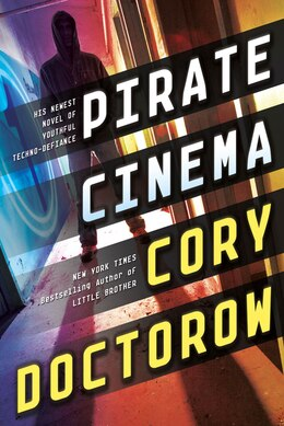Book Pirate Cinema by Cory Doctorow