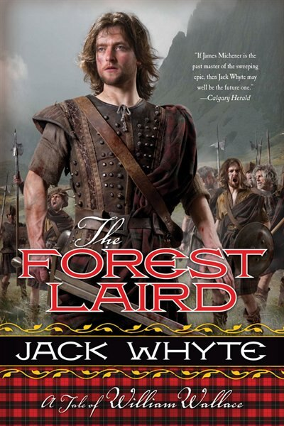 Forest Laird by Jack Whyte