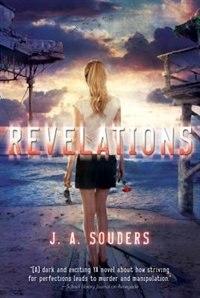 Book Revelations: A Novel by J. A. Souders