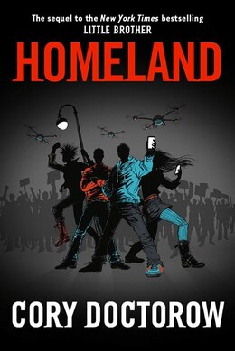 Book Homeland by Cory Doctorow
