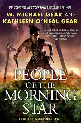 Book People of the Morning Star: Book One Of The Morning Star Trilogy by Kathleen O'neal Gear