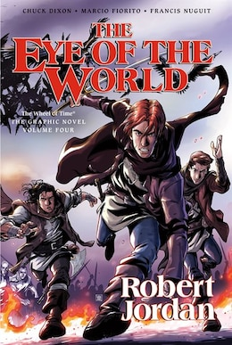 Book The Eye of the World: The Graphic Novel, Volume Two by Robert Jordan