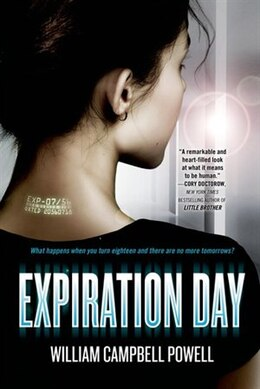 Book Expiration Day by William Campbell Powell