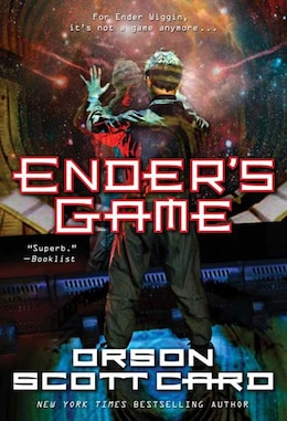 Book Ender's Game by Orson Scott Card
