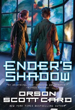 Book Ender's Shadow by Orson Scott Card