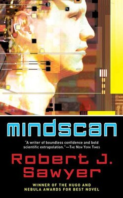 Book Mindscan by Robert J. Sawyer