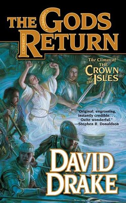 Book The Gods Return: The Third Volume of the Crown of the Isles by David Drake