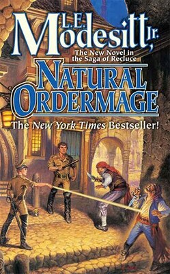 Book Natural Ordermage by L. E. Modesitt