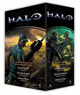 Book Halo Boxed Set by Various Various Authors