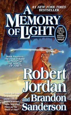 Book A Memory of Light by Robert Jordan