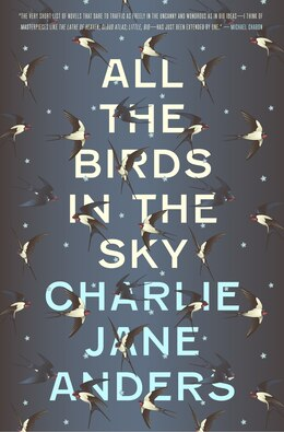 Book All The Birds In The Sky by Charlie Jane Anders