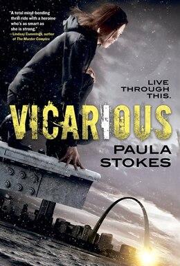 Book Vicarious: A Novel by Paula Stokes