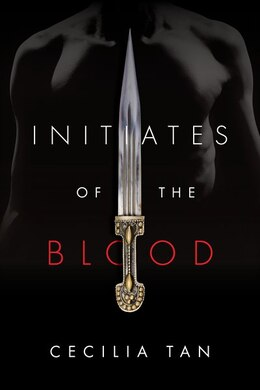 Book Initiates Of The Blood by Cecilia Tan