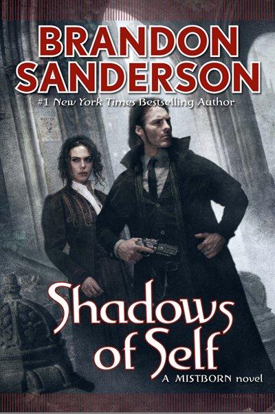 Book Shadows Of Self: Autographed Edition by Brandon Sanderson