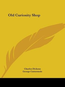 Book Old Curiosity Shop by Charles Dickens