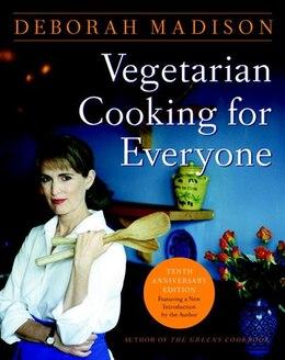 Book Vegetarian Cooking For Everyone by Deborah Madison