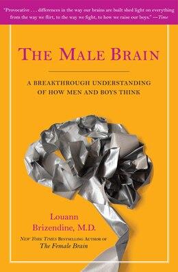 Book The Male Brain by Louann Brizendine