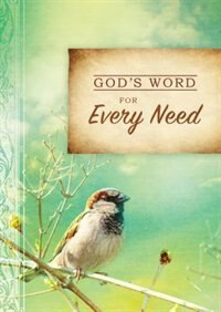 GODS WORD FOR EVERY NEED HC