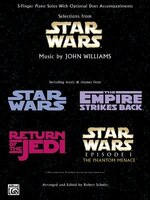 Selections From Star Wars: Piano Arrangements