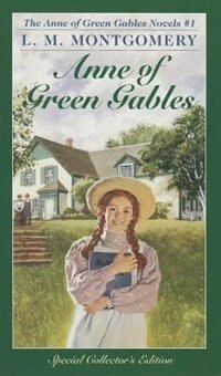 Book Anne of Green Gables by L.m. Montgomery