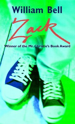 Book Zack by William Bell