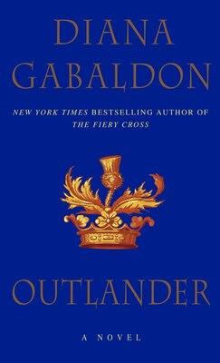 Book Outlander by Diana Gabaldon